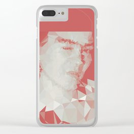 Frida K. Clear iPhone Case