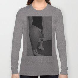 Dem Cheekz #1 Long Sleeve T-shirt
