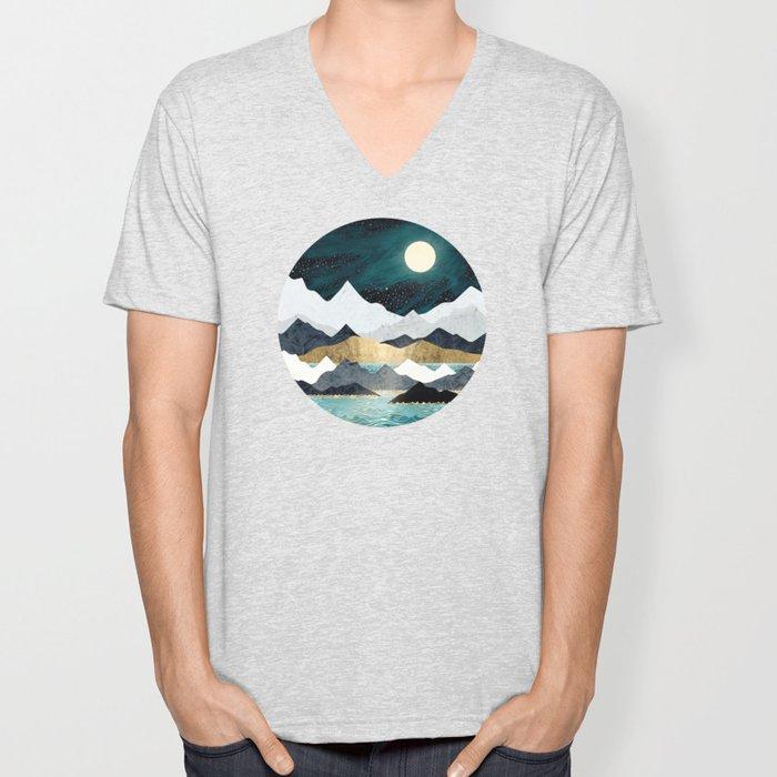 Ocean Stars Unisex V-Neck
