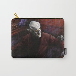 Dracula Nosferatu Vampire King Carry-All Pouch