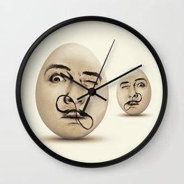 DALI #EGGS Wall Clock