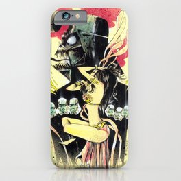 Death Star Disco iPhone Case