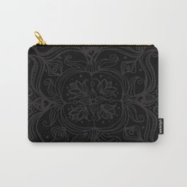 Dark Side Mandala Carry-All Pouch