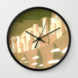 FUTURCITY Wall Clock