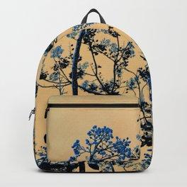 Beckon the Blue Backpack