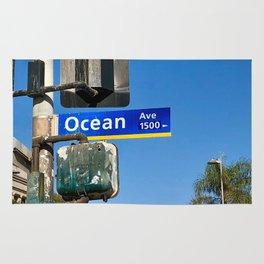 Ocean Avenue Rug