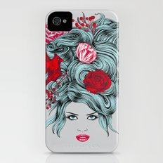 Winter Girl iPhone (4, 4s) Slim Case