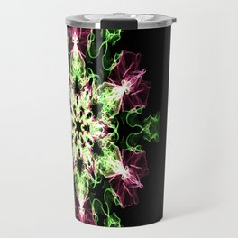 Watermelon Snowflake Travel Mug