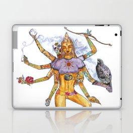 Modern Goddess Tools - Sexy Eight Armed Blonde Laptop & iPad Skin