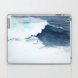 Wave Surfer Indigo Laptop & iPad Skin