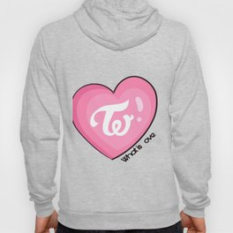 Twice what is love Hoody