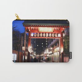 Tokyo Gateway Carry-All Pouch