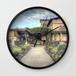 Roman Baths Wall Clock