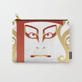 Sukeroku - a Kabuki Portrait Carry-All Pouch