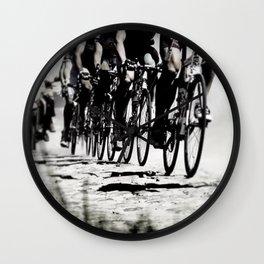 Cobbles Wall Clock