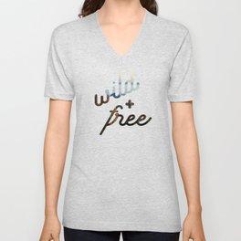 wild + free Unisex V-Neck