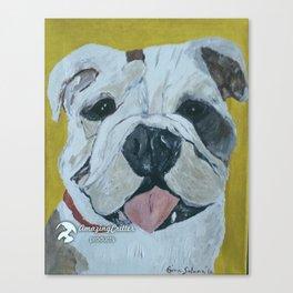 Bubba Canvas Print