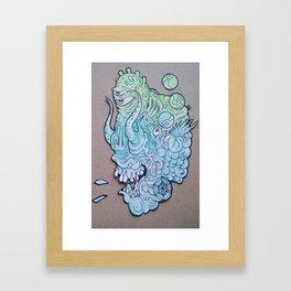 Creative Intent Framed Art Print
