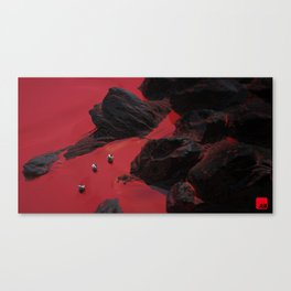 STYX #2 Canvas Print