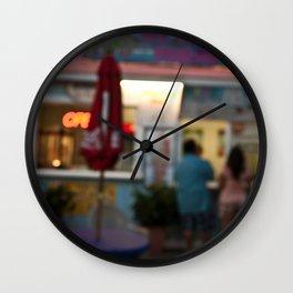 The Shack Wall Clock