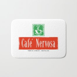 FRASIER - Café Nervosa Bath Mat