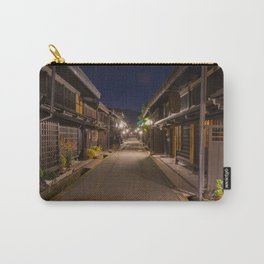 Takayama at Night Carry-All Pouch