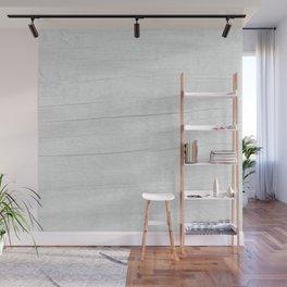 Gray Weathered Wood Wall Mural