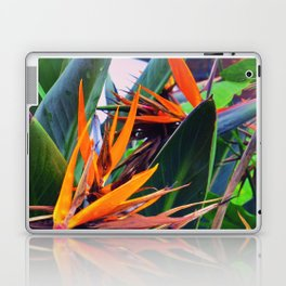 Tropical Flowers Laptop & iPad Skin