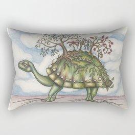 respect your Mother Rectangular Pillow