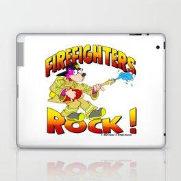 FIREFIGHTERS 65 HALFTONES Laptop & iPad Skin