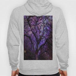 Mystic Tree of Knowledge Purple Hoody