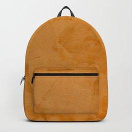 Tuscan Orange Stucco Backpack