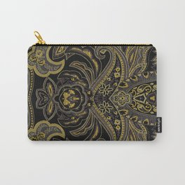 Paisley 3 Carry-All Pouch