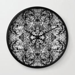 Rotten Mind Wall Clock