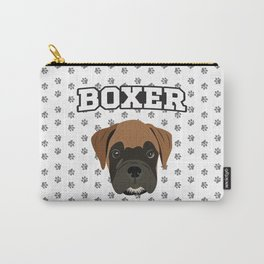 Boxer Love Carry-All Pouch