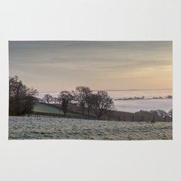 January Sunrise Rug