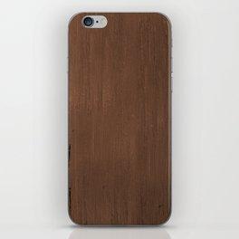 Wood Feeling iPhone Skin