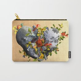 Overflowing Carry-All Pouch