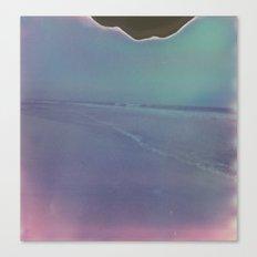 Slippery Shore Canvas Print