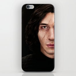 Heir Apparent to Lord Vader iPhone Skin