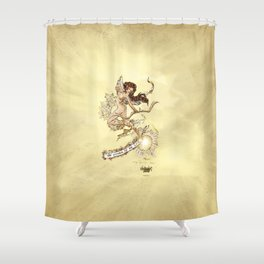 The Power of the Lux Shower Curtain