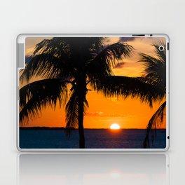Key Largo Sunset Laptop & iPad Skin