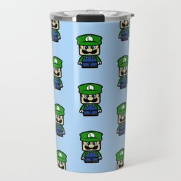 Super Chibi Luigi Travel Mug