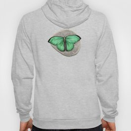 Mito Awareness Butterfly Hoody