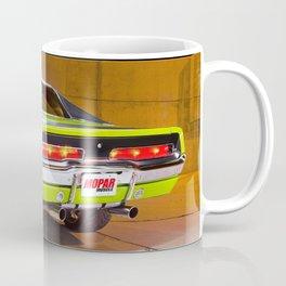 Green Dod ge Charger Ultra HD Coffee Mug