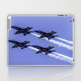 Blue Angels Laptop & iPad Skin
