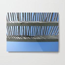 Shade Metal Print