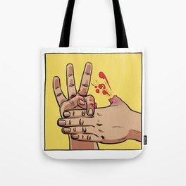 Magic Trick Tote Bag