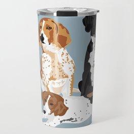 Elvis, Judd and Glory Bea Travel Mug