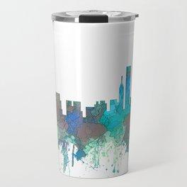 Chicago, Illinois Skyline - SG Jungle Travel Mug